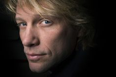 Jon Bon Jovi...sexy since the 80s & better-lookin' as the years go by. =)