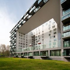 COLLECTIVE HOUSING BY MVRDV ARCHITECTS . NETHERLANDS .