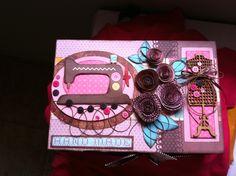 caixa de costura 2013 - idéia Madalena MEgre