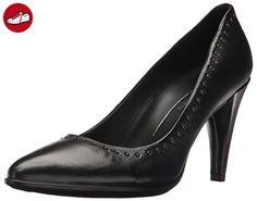Shape 75 Pointy, Bottes Classiques Femme, Noir (11001Black), 40 EUEcco
