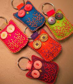 Buttons & Owls