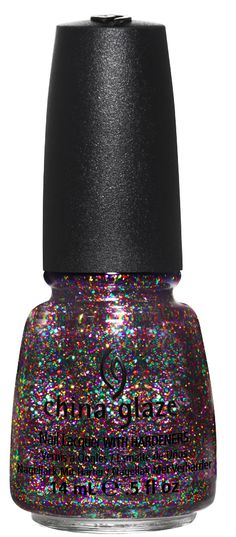 China Glaze - Glitter All The Way