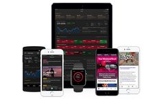 Bloomberg's suite of mobile applications across iOS, Android, and Blackberry provides the latest financial news, data, and information to keep professionals connected to the financial markets.
