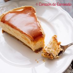 tartas ligeras saludable casera repostería cheesecake cocina No Bake Desserts, Dessert Recipes, Mousse, Cooking Cake, Candy Cakes, Cinnamon Bread, Bakery Recipes, Toffee, Sweet Recipes