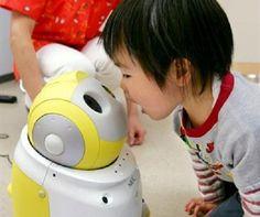 PaPeRo, un robot diseñado para niños - https://webadictos.com/2016/04/04/papero/?utm_source=PN&utm_medium=Pinterest&utm_campaign=PN%2Bposts