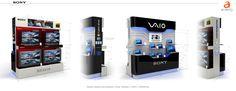 Sony VAIO | BRAVIA by Stanislav Tsybulsky at Coroflot.com