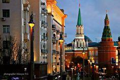 Москва - Фотография - Город
