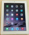 Apple iPad 4th Gen 32GB Retina Display Wi-Fi 4G LTE White Unlocked A1459