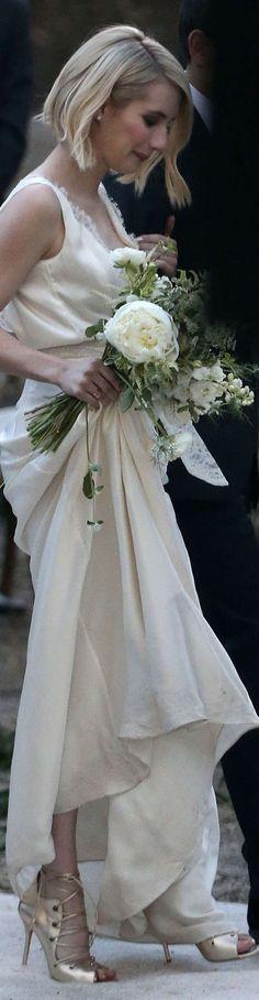 Emma Roberts bridesmaid Kara Smith LA, november 2015
