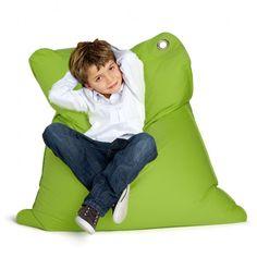 Sitting Bull Sitzsack für Kinder grün kaufen im borono Online Shop