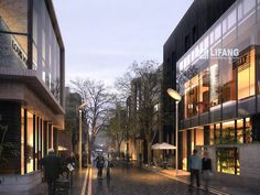 Retail street view