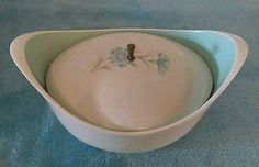 Vintage Taylor Smith & Taylor Ever Yours Boutonniere Casserole With Lid