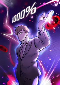 Mob Psycho 100. That was one of the best parts of the anime XD