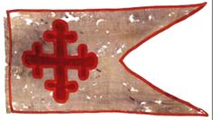 """HQ flag of the MD Line, commanded by Gen. Johnson. 19"""" x 40.25"""""""