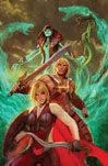 HE-MAN AND THE MASTERS OF THE UNIVERSE #17