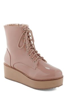 Marching in Rose Boot, #ModCloth too cute..