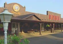 Cornwell's Turkeyville - delicious meal, see a play and visit gift shop.  Marshall, Michigan