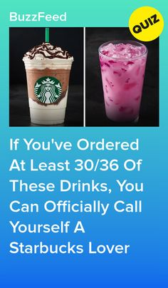 If You've Ordered At Least Of These Drinks, You Can Officially Call Yourself A Starbucks Lover Ice Caramel Macchiato, Caramel Frappuccino, Disney Starbucks, Starbucks Drinks, Very Berry Hibiscus Refresher, Green Tea Lemonade, Cinnamon Dolce Latte, Strawberry Acai, Starbucks Gift Card