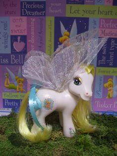 Custom My Little Pony Tinkerbell by Wendypony on Etsy, $20.00