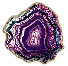 Rock of Luv: Agate + Gemstones | Wanderlust Interiors