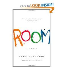 Told from the perspective of a five-year-old boy, Room is the story of a mother and her son who are being held captive in an 11x11 foot shed.  This creative novel is eerily captivating.  Jack's naive narration brings a light-heartedness to an otherwise appalling story.  One of the best books I've read in a long time!