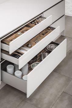 厨房配件 Sliding drawer system by SieMatic