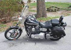 Harley Davidson 100th Anniversary Items | 2003 Harley Davidson Dyna Wide Glide 100th Anniversary Edition in Bean ...