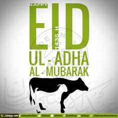 :: Happy Eid-Ul-Adha :: Wishing that your sacrifices are appreciated and your prayers are answered by Allah SWT. #Eid-Ul-Adha #Idul-Qurban #Idul-Adha #Greeting #sokokayu