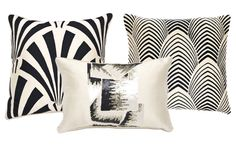 art deco accessories to wear 2013 | Art-Deco-Bath-Pillows