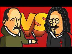 Góngora vs Quevedo: el pleito de poetas más épico - YouTube