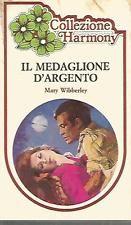H15 Harmony Collezione Il medaglione d'argento Mary Wibberley 1983
