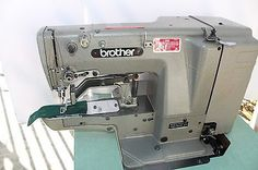 Brother LK3-430 Lockstitch Bar Tacker Heavy Duty Industrial Sewing Machine