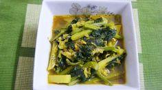 রেসিপিঃ লাউ শাক, শুঁটকী ও মাছ | রান্নাঘর (গল্প ও রান্না) / Udraji's Kitchen (Story and Recipe)