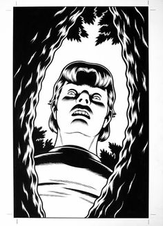 Charles Burns+Gary Panter