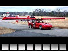 My Flying Car for MONSTER GARAGE...