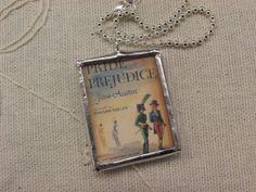 Vintage Pride and Prejudice book Mr Darcy by PeppermintCharms, $28.99