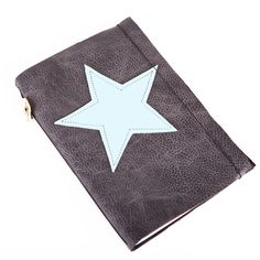 Leather journal Star | Oakish | livin' leather