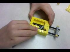 How to make a Lego Lock