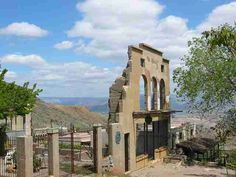 Jerome Ghost Town Arizona