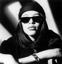 Aaliyah. We miss you, girl.