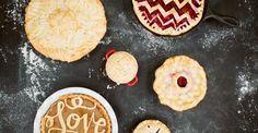 8 unique pie crust toppers