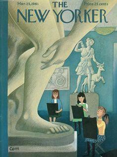 The New Yorker Digital Edition : Mar 25, 1961