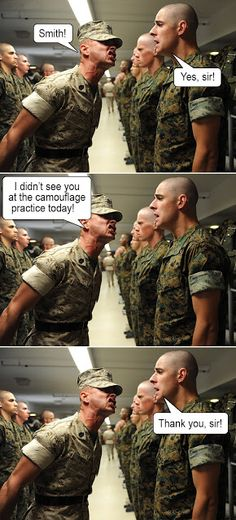 Funny Pic - Army
