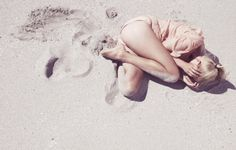 #sand #sun #beach #nude #soft