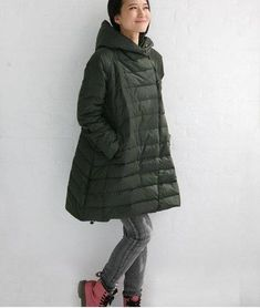 1df1f00d75f6c5 Size S-10XL A-Line Winter Coat jacket Thick Women Warm Hooded Down jacket  Plus Size down coat