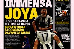 Cronaca: #Rassegna #stampa: #Gazzetta Corriere e Tuttosport (link: http://ift.tt/2oX3A2X )