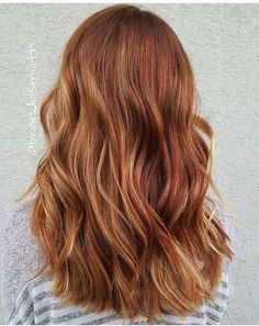 Red balayage More