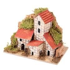 Hobbies For 7 Year Olds Wood Crafts, Diy And Crafts, Arts And Crafts, Christmas Tree Crafts, Christmas Decorations, Monuments, Hobby House, Fairy Houses, Diy Flowers