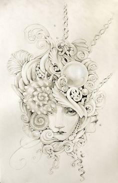 Mermaids #1 by J. David McKenney