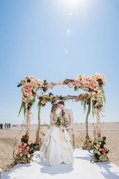 We provide effortless planning for each and every facet of your wedding day and very affordable wedding packages. Beach Wedding Bridesmaid Dresses, Beach Wedding Aisles, Wedding Ceremony Arch, Beach Wedding Hair, Sunset Wedding, Our Wedding, Dream Wedding, Wedding Dress, Affordable Wedding Packages